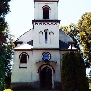 Łękawica k. Wadowic, Parafia św. Józefa Robotnika