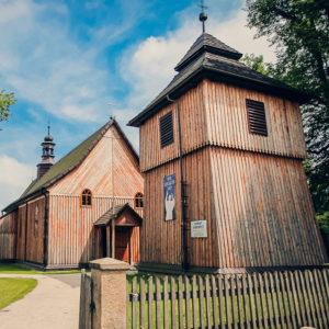 Łapanów, Parafia św. Bartłomieja Apostoła