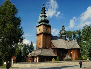 Łętownia, Parafia Świętych Apostołów Szymona i Judy Tadeusza