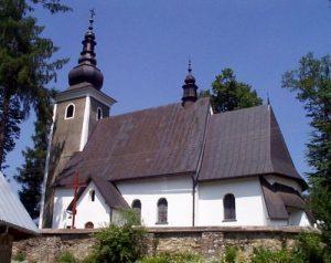 Łapsze Niżne, Parafia św. Kwiryna