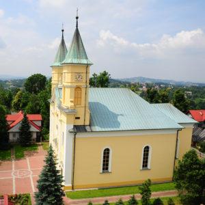 Świątniki Górne, Parafia św. Stanisława Biskupa Męczennika