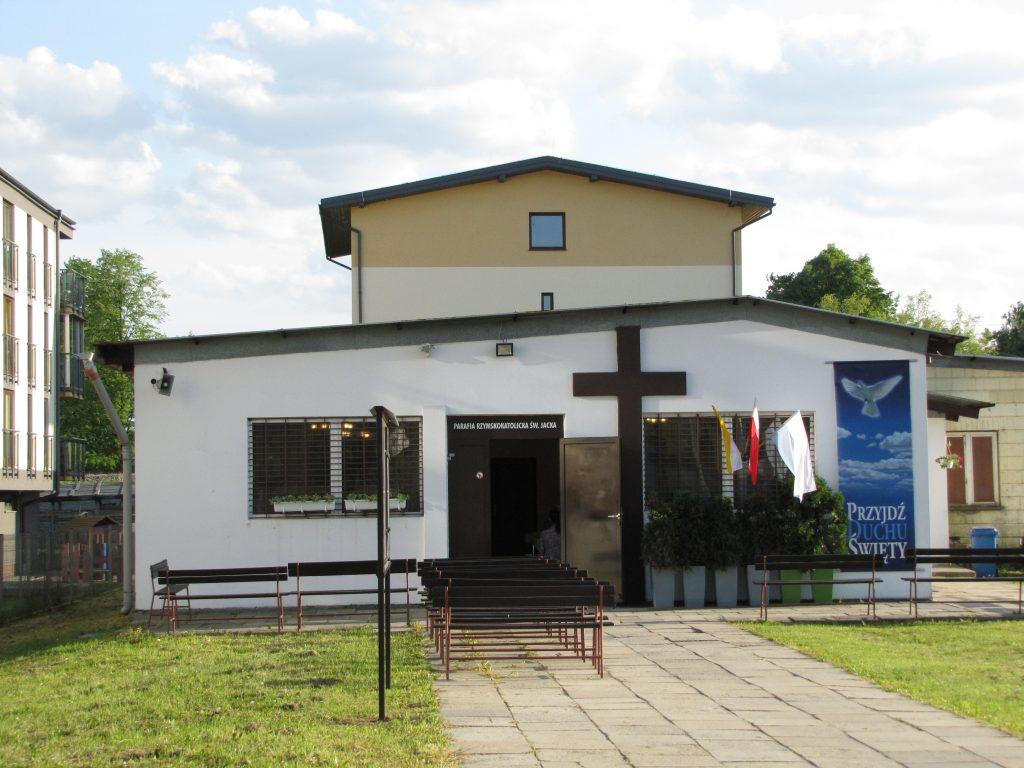 Kraków, Parafia św. Jacka