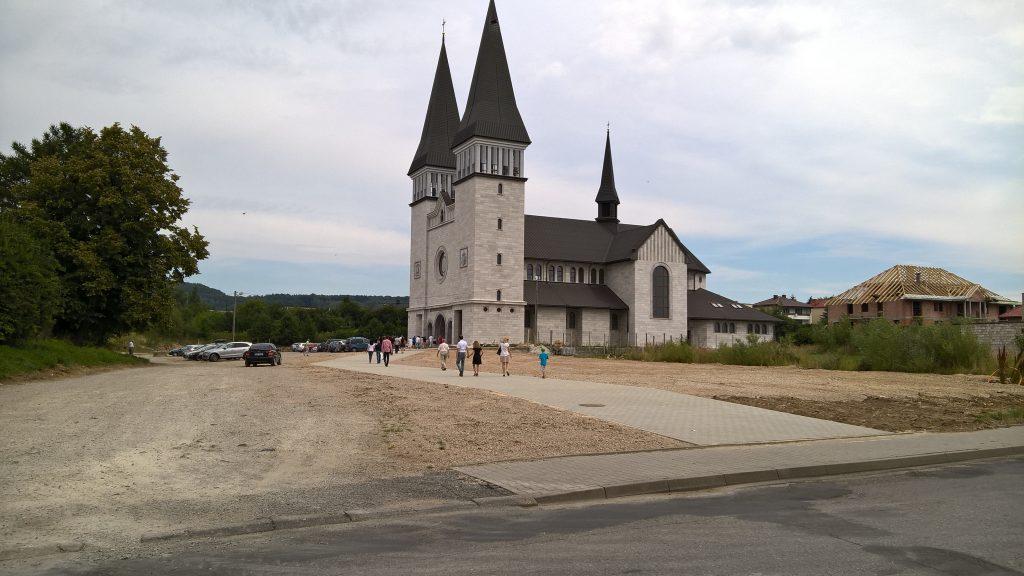 Krzeszowice, Parafia św. Jana Pawła II