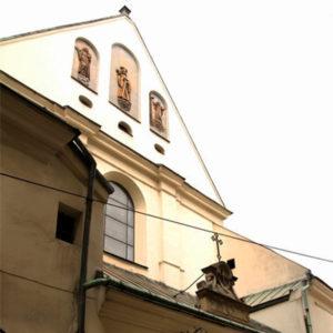 Kraków, Kościół św. Kazimierza