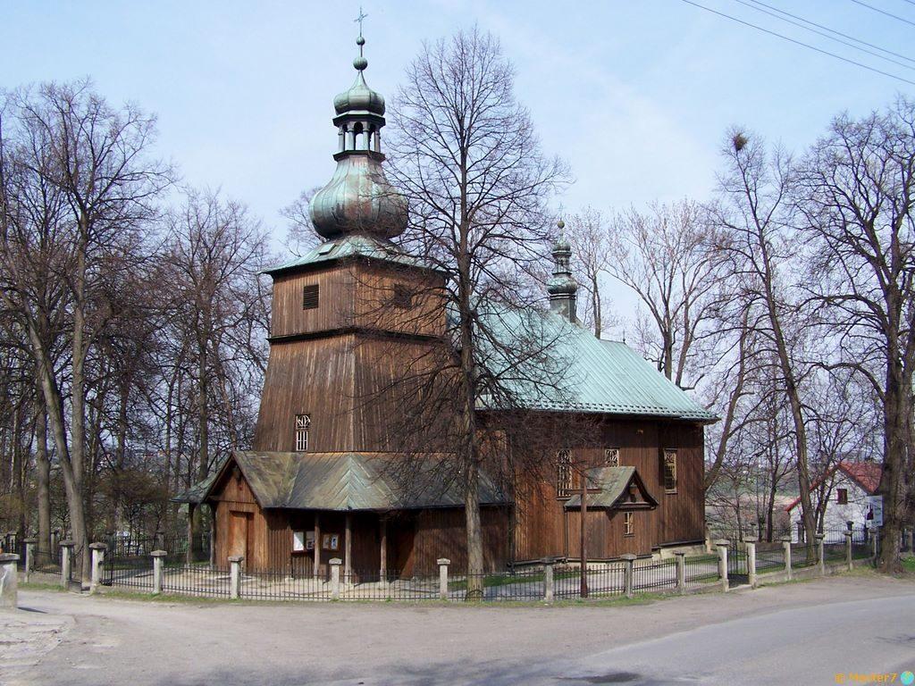 Podstolice, Parafia Ducha Świętego