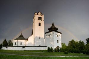 Frydman, Parafia św. Stanisława Biskupa i Męczennika