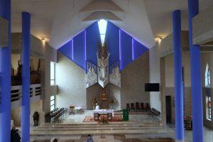 Kraków-Swoszowice, Parafia Opatrzności Bożej