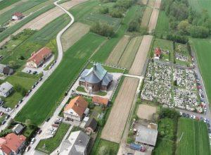 Bachowice, Parafia Najświętszego Serca Pana Jezusa