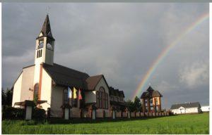 Janowice, Parafia Podwyższenia Krzyża Świętego
