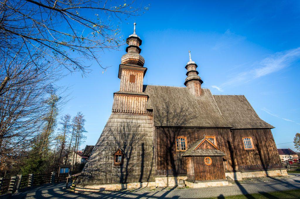 Graboszyce, Parafia św. Andrzeja Apostoła