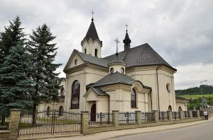 Waksmund, Parafia św. Jadwigi Śląskiej
