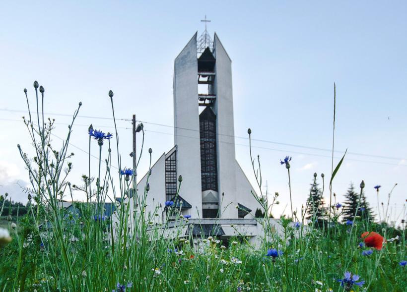 Śleszowice, Parafia Matki Bożej Częstochowskiej