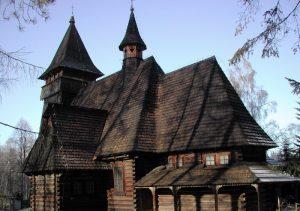 Groń-Leśnica, Parafia św. Jacka