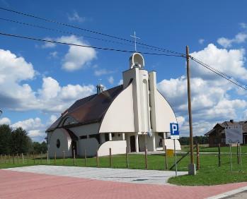 Gromiec, Parafia Matki Bożej Różańcowej