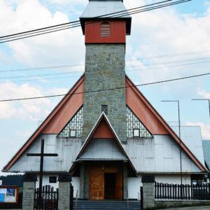 Bańska Niżna, Parafia Miłosierdzia Bożego