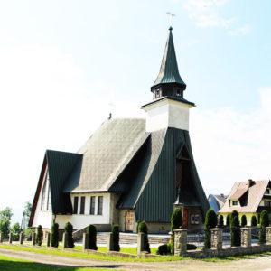 Bańska Wyżna, Parafia Matki Bożej Fatimskiej