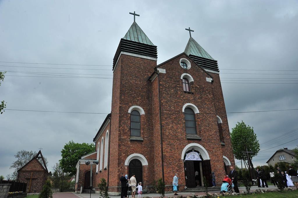 Balin, Parafia Chrystusa Króla