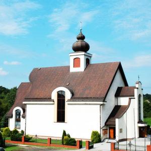 Barwałd Górny, Parafia Miłosierdzia Bożego