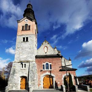 Białka Tatrzańska, Parafia Świętych Apostołów Szymona i Judy Tadeusza