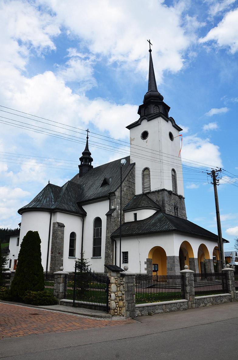 Rekolekcje w Białym Dunajcu