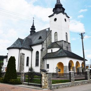 Biały Dunajec, Parafia Matki Bożej Królowej Aniołów
