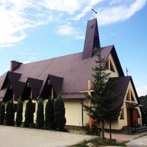 Biertowice, Parafia Matki Bożej Różańcowej