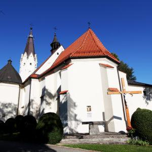 Biskupice, Parafia św. Marcina