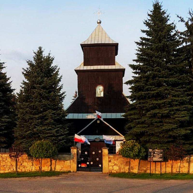 Bodzanów, Parafia Świętych Apostołów Piotra i Pawła