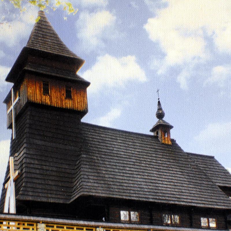 Brzegi, Parafia św. Antoniego