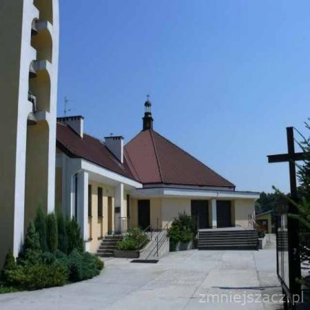 Brzezie, Parafia Najświętszej Maryi Panny Matki Kościoła