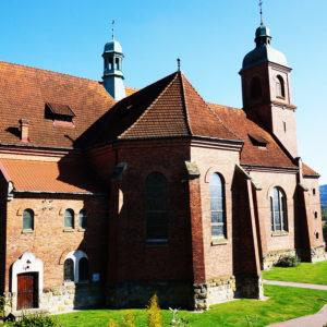 Budzów, Parafia Matki Bożej Pocieszenia