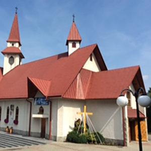 Chabówka, Parafia św. Brata Alberta