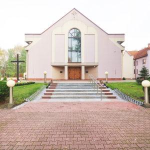 Chełmek, Parafia Miłosierdzia Bożego