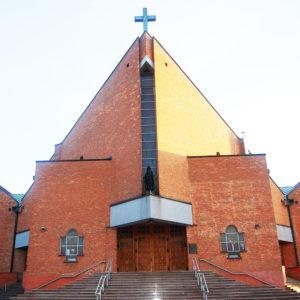 Chrzanów, Parafia Matki Bożej Różańcowej