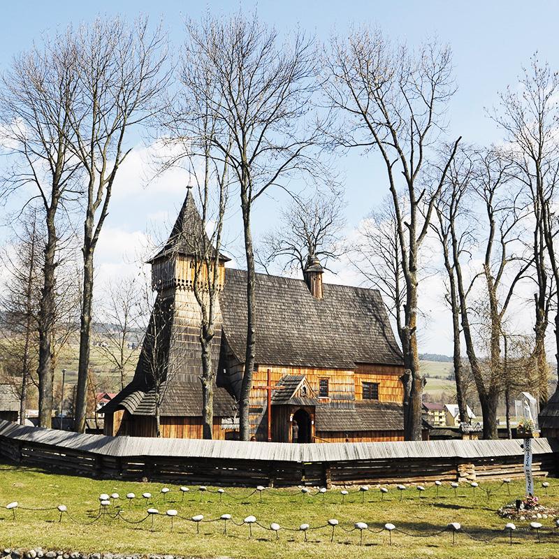 Dębno, Parafia św. Michała Archanioła