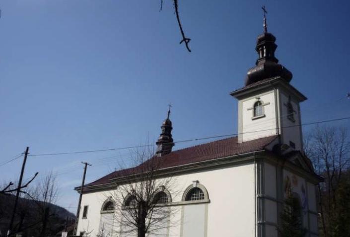 Harbutowice, Parafia Najświętszego Imienia Maryi
