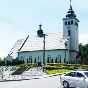 Frydrychowice, Parafia Świętych Archaniołów Michała, Gabriela i Rafała