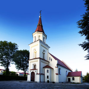 Gaj, Parafia Narodzenia Najświętszej Maryi Panny