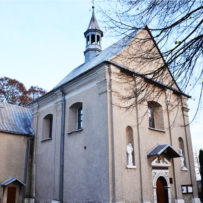 Gorenice, Parafia św. Mikołaja