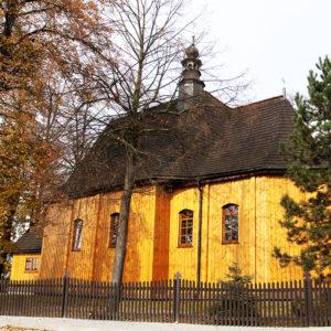 Grabie, Parafia Wniebowzięcia Najświętszej Maryi Panny