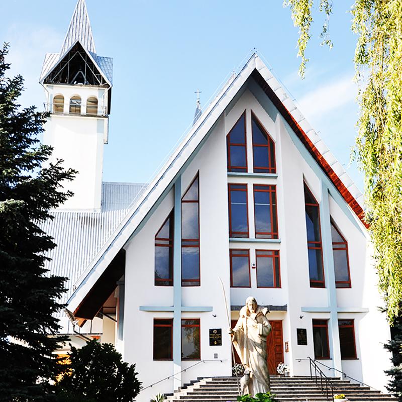 Grojec, Parafia Ducha Świętego