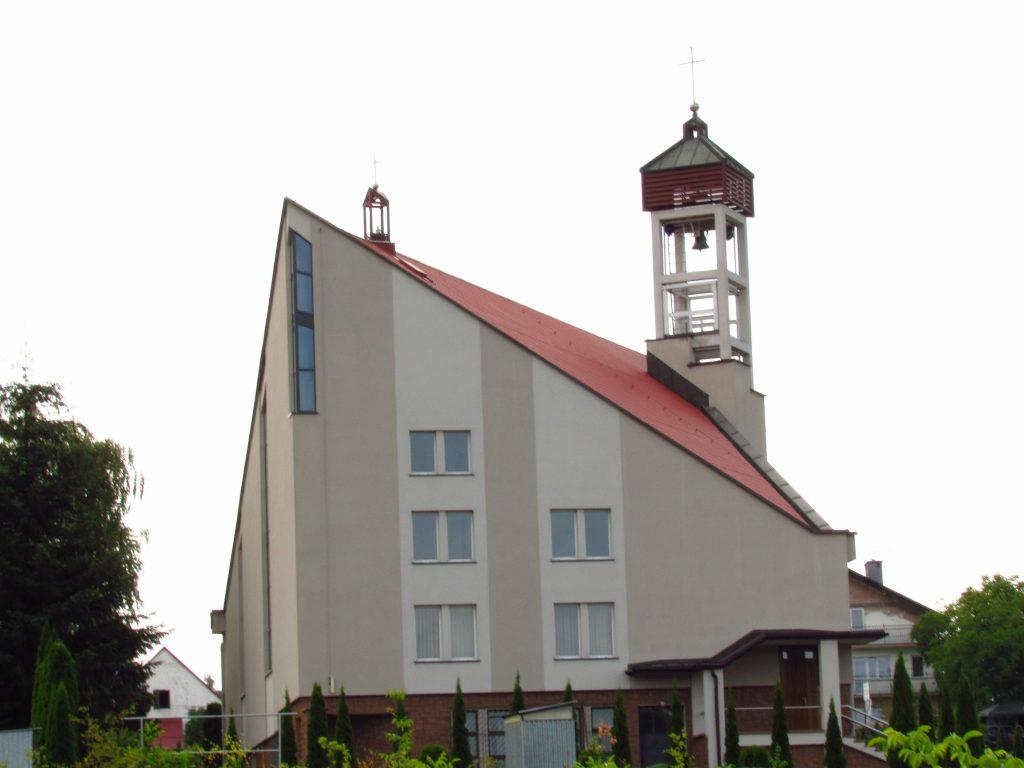 Kornatka, Parafia Miłosierdzia Bożego