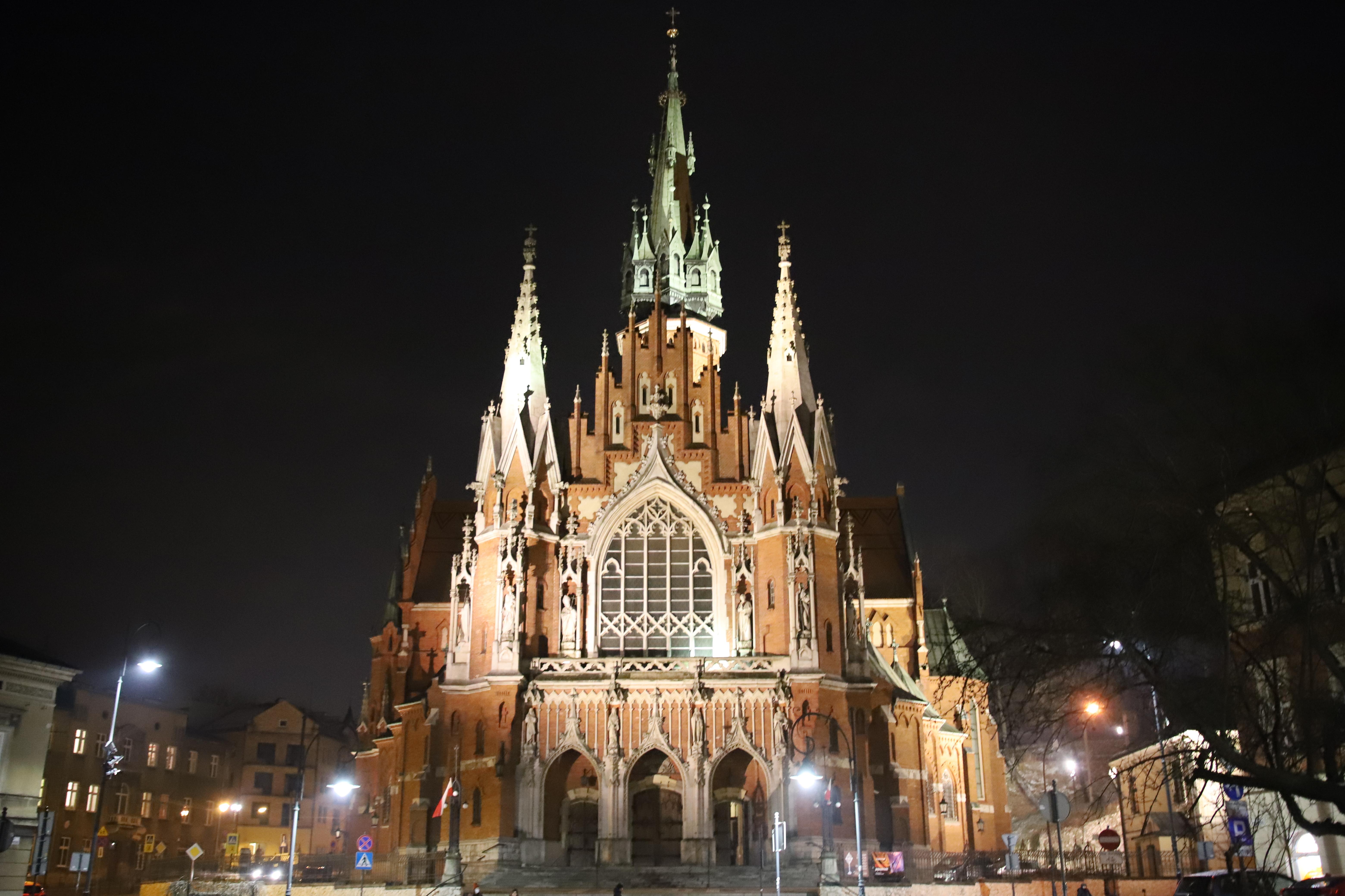 Kraków-Podgórze, Sanktuarium św. Józefa