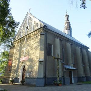 Igołomia, Parafia Narodzenia Najświętszej Maryi Panny