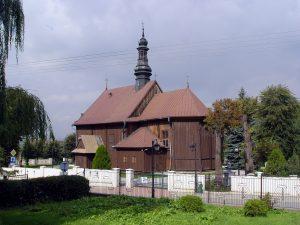 Więcławice Stare, Parafia św. Jakuba Apostoła