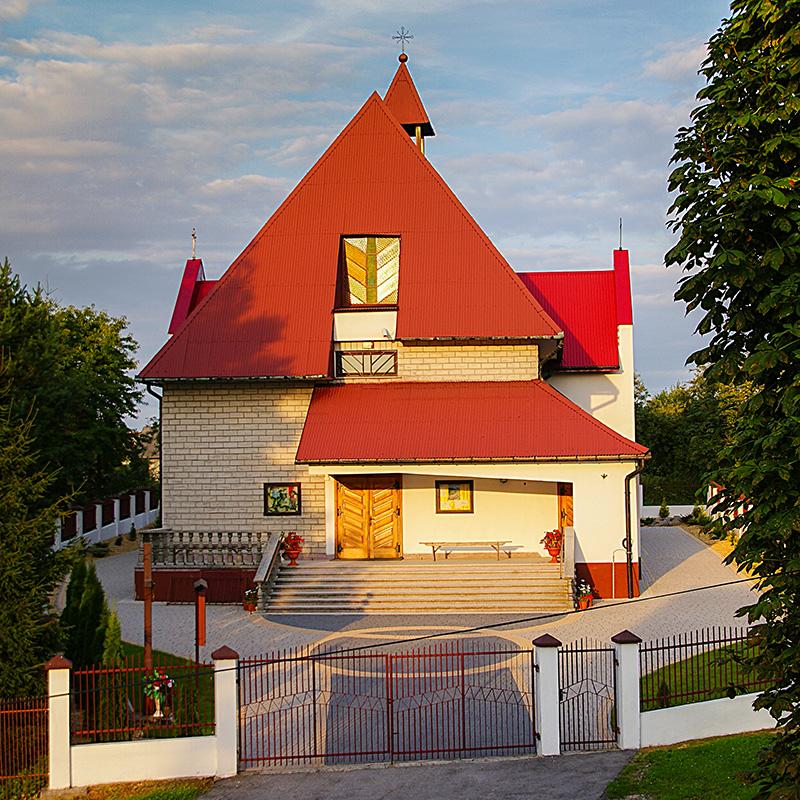 Jaśkowice, Parafia Najświętszej Maryi Panny Matki Kościoła