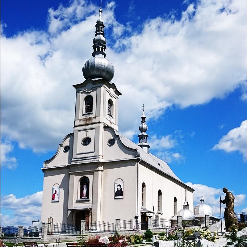 Jabłonka, Parafia Przemienienia Pańskiego