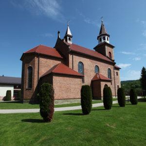 Jachówka, Parafia Najświętszego Serca Pana Jezusa