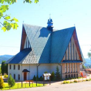 Juszczyn, Parafia Matki Bożej Pocieszenia