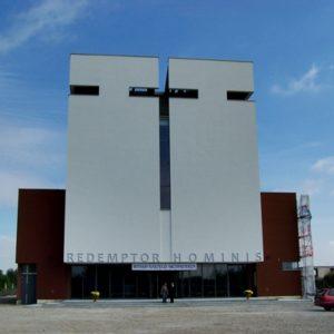 Kraków, Parafia Chrystusa Odkupiciela Człowieka – Redemptor Hominis